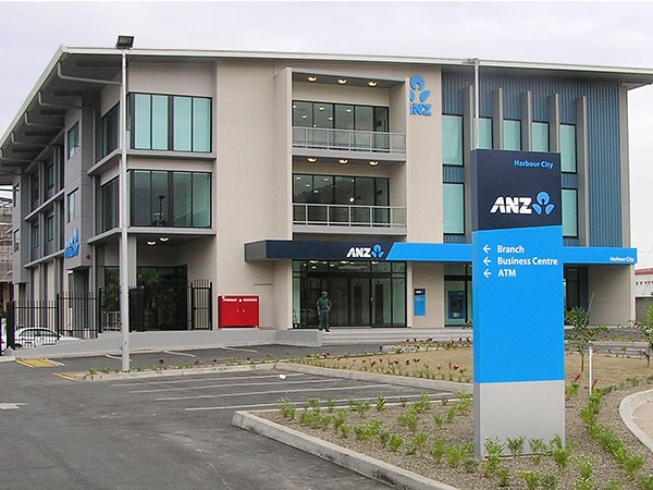 PM of ANZ Harbour City - PNG