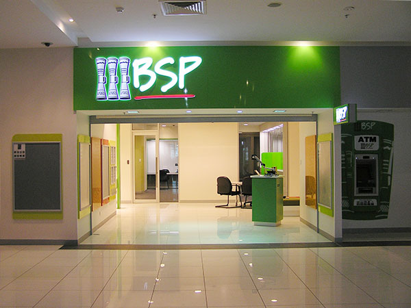 BSP Vision City Branch- PNG